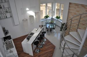 Luxus Ferienhaus mit Kamin und Galerie
