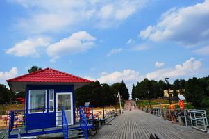 Ferienhaus am See Polen
