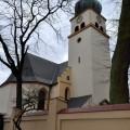 Jakobuskirche Czluchow Kaschubei Polen