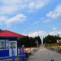 Strand Seebad Czluchow Kaschubei Polen